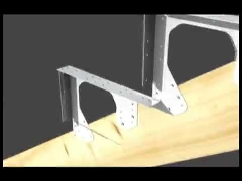 GoPro™ Universal Stair Bracket A Better Way To Build Stairs