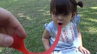 Candy Muncher 😝 | Baby Playful