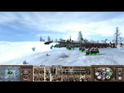 Total War:The Third Age (Эриадор VS Орки Гундабада)