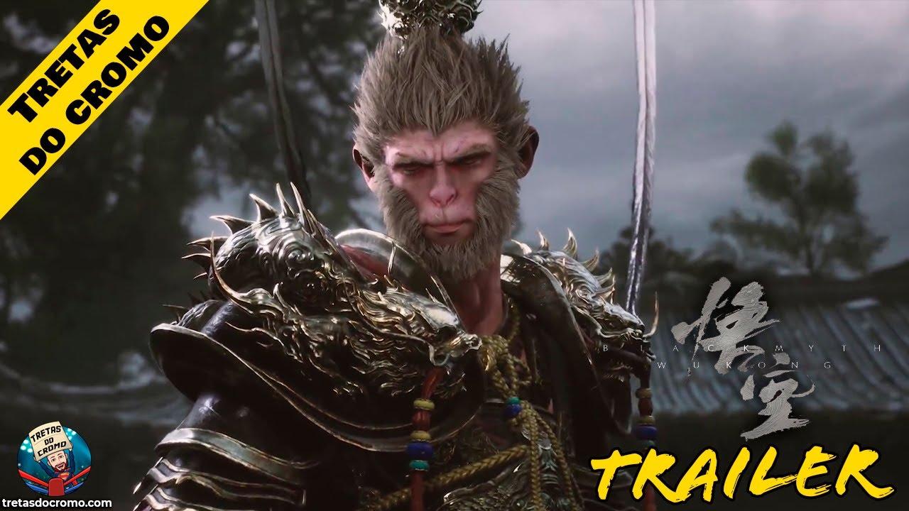 Black Myth: Wukong recebe novo trailer