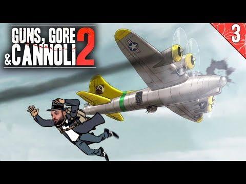 EN LAS PLAYAS DE NORMANDÍA | Guns, Gore & Cannoli 2 | Gameplay Español