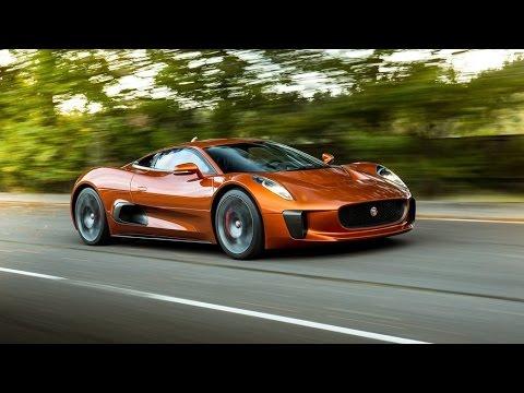 Charming 2015 Jaguar C X75 Bond Concept Review Rendered Price Specs Release Date