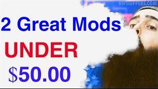 Vaping: iStick 100 & iPV D2 Great Mods Under $50.00!!
