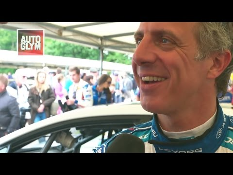 Autoglym meet... Jason Plato at Goodwood FoS 2016