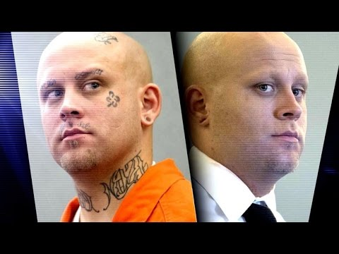 Exactly How Armed Robbery Suspect Had Neo-Nazi Face Tattoos Removed For Trial