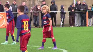 This video is part of a blog piece story on xavi that can be read the following link: http://keepitonthedeck.com/blog/2018/4/25/beyond-ability-football-st...