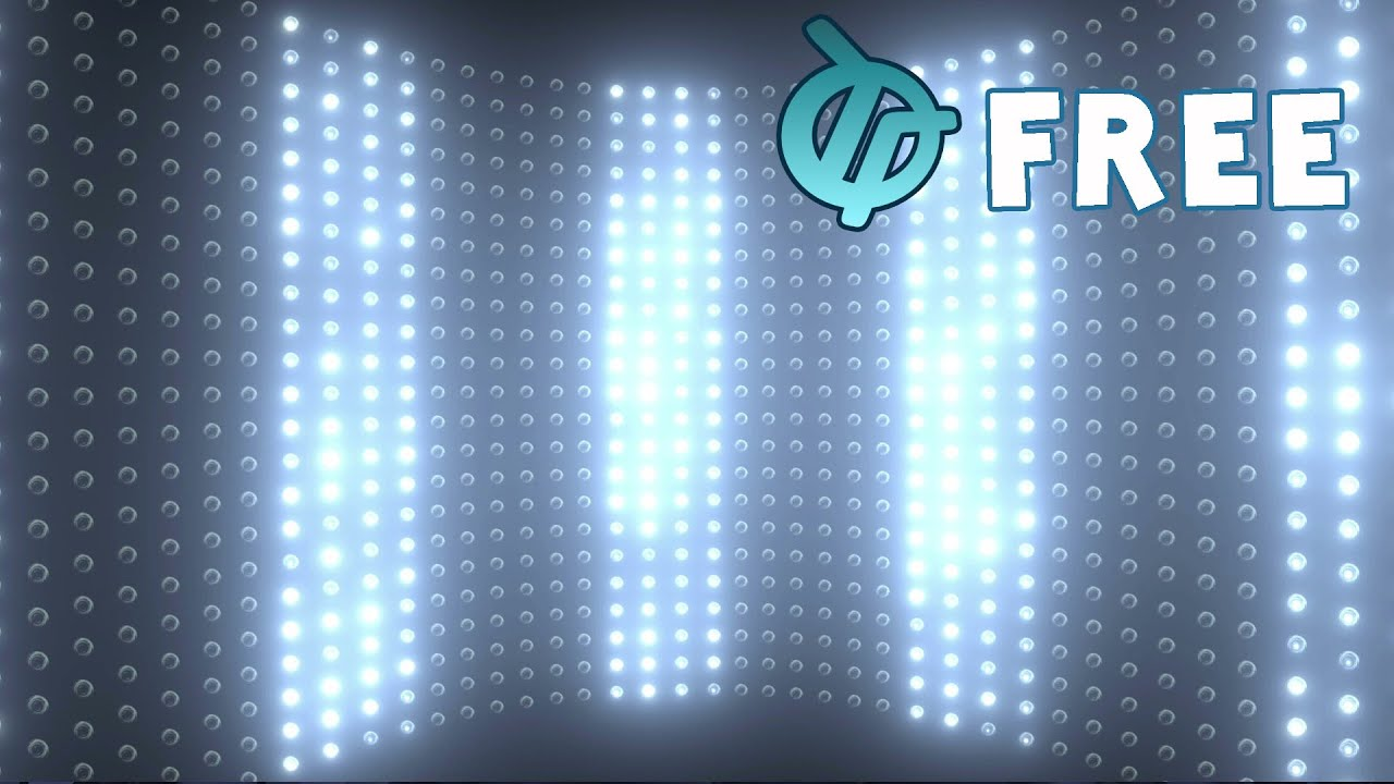 Free Light Wall Motion Background Loops Youtube