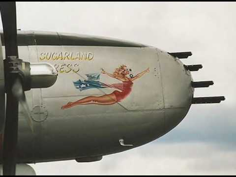 Nose Art On WWII Aircraft