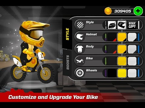 """Bike Up! """"Motor Racing Games"""" Android Gameplay Video"""