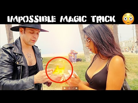 Is this my most impossible magic Trick ?! Julien Magic