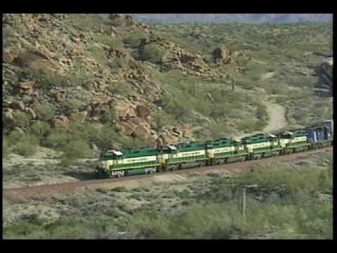 Arizona's Shortline Railroads (DVD)