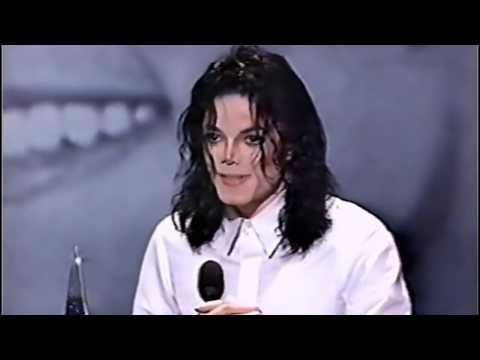 Michael Jackson At American Music Awards 1993 - (HD 720p)