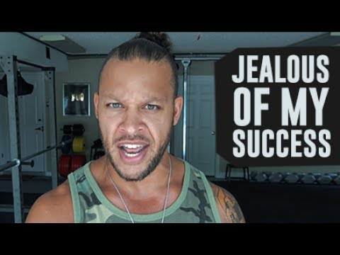 Jealous Of My Success (don't hate, create!)