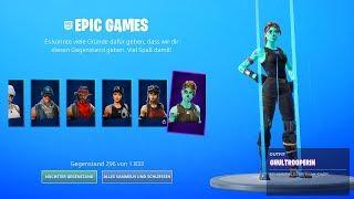 Get all Fortnite skins for free! (works)