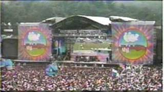 Green Day   F.O.D. (live at Woodstock 1994)