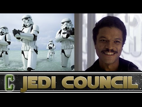 Rogue One Trailer Predictions, Young Lando Casting For Han Solo Movie - Collider Jedi Council