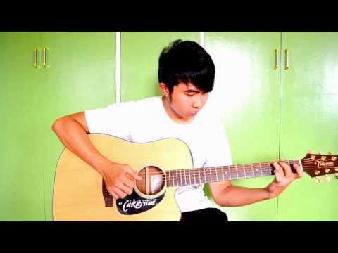 (WITH TAB) Marc Velasco - Ordinary Song | INSTRUMENTAL | KARAOKE ACOUSTIC