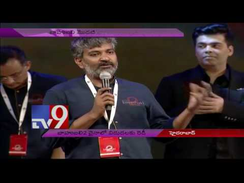 After Aamir Khan''s Dangal, Prabhas''s Baahubali 2 to release in China : Show Time - TV9