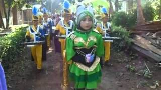 Marching Band Lagu anak jalanan  MI ISLAMIYAH ROWOSARI LIMPUNG BATANG  sambut maulud nabi