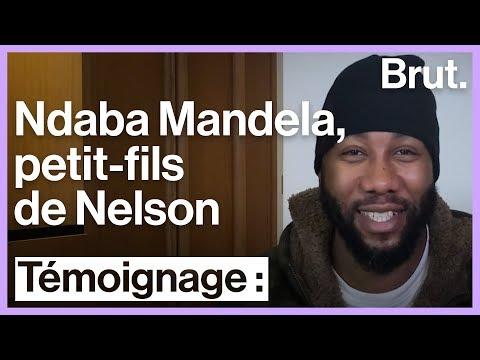 Ndaba Mandela veut