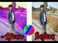 Effect Of Different Color in background on Adobe Photoshop CC,cs2,cs3,cs4,cs5,cs6,cs7,cs8