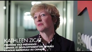 Kathleen Zicat, M.B.A. 94 - Prix Performance ESG UQAM 2014, gestionnaire