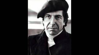 Leonard Cohen - 14 - A Singer Must Die (Berlin 1974)