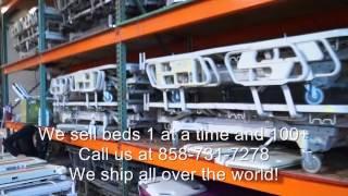 Wholesale Hospital Bed Warehouse San Diego