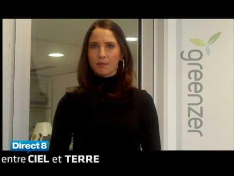 Greenzer interview Clélie Mathias - YouTube