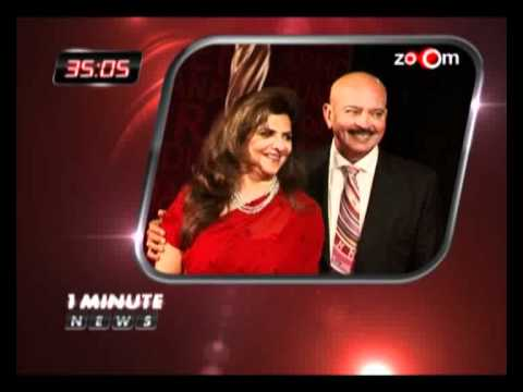 Top 3 Bollywood News in 1 minute - 22-05-12