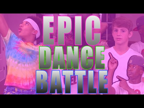 MattyBRaps EPIC DANCE BATTLE - EP 2 (Justin vs Elijah)