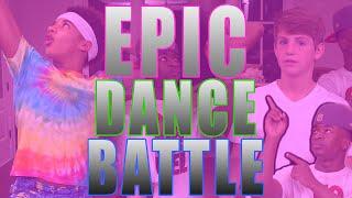 MattyBRaps EPIC DANCE BATTLE - EP 2 (Justin vs Elijah)