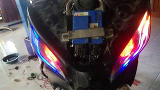 LED AUDY Flip Flop Jupiter Mx LC135