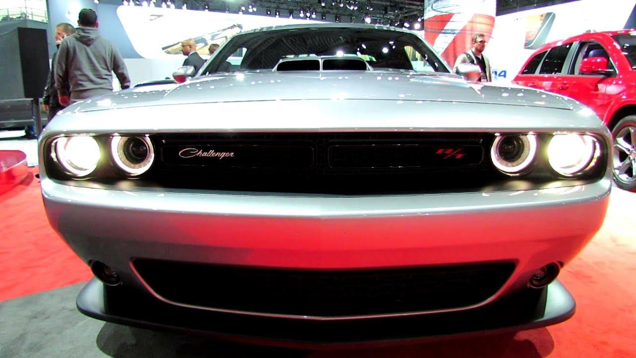 2015 Dodge Challenger R T Scat Pack Exterior Interior