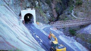 KRCL Tunneling - Sangaldan Film