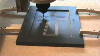 Blackfoot Diy Cnc Router Engraving A Celtic Cross