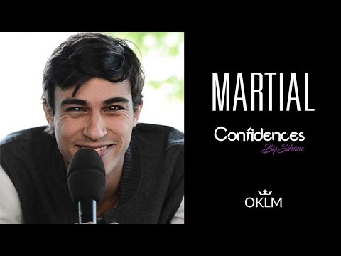 Interview MARTIAL - Confidences By Siham