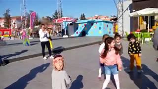 Talya Teneffüs Park Oynada Miço Oyna