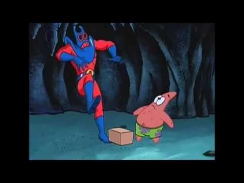 Mantarochen Spongebob