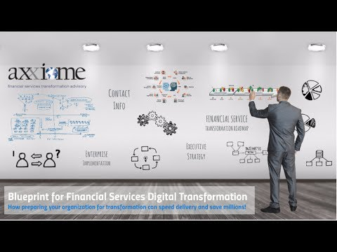 Webinar: Blueprint for Financial Services Digital Transformation