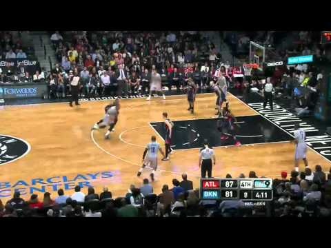 Atlanta Hawks vs Brooklyn Nets | April 11, 2014 | NBA 2013-14 Season