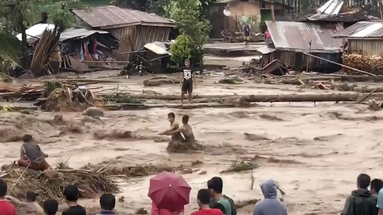 Natural Disaster Victims Displaced