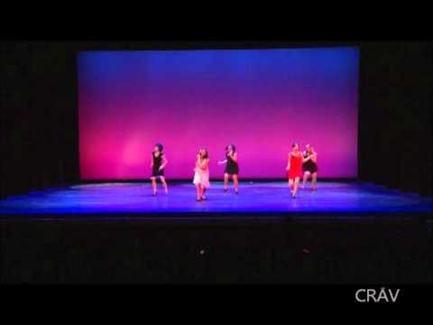 Duane Lee ~ Ursinus College Dance Concert Fall 2010