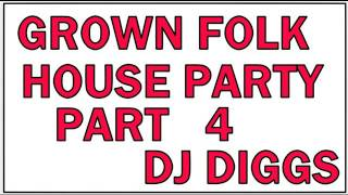 GROWN FOLK HOUSE PARTY PART 4........(REMAKE BECAUSE OF MUTED SONG)