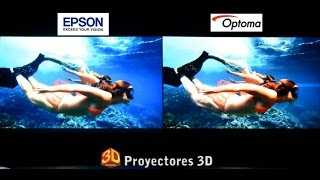 optoma hd26 vs epson eh tw5200 proyectoresok
