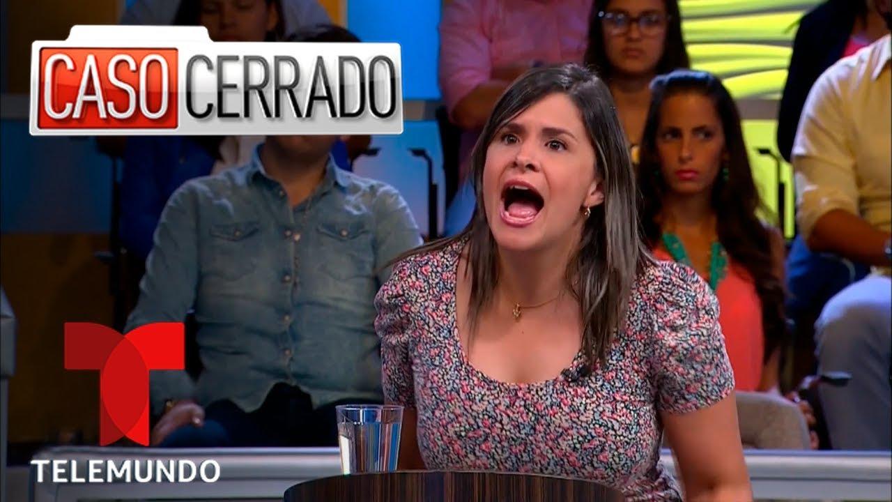 Husband Slapped A Kid That Wasn T His Caso Cerrado Telemundo English Youtube