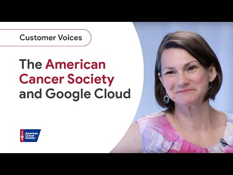 How The American Cancer Society Uses Cloud ML Engine To Save Lives
