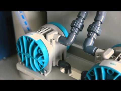 Gold Refining Plant by Aqua Regia 2,5 kg / batch - BT-ARGAU250