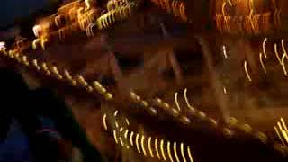 Michelle McGhee on DisneyLand Roller Coaster