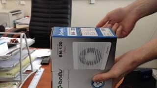 видео Ballu Machine WIND 250/310